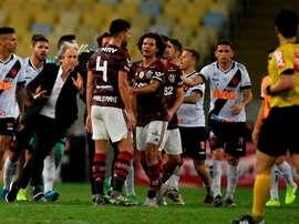 Agressão, provocação e mais: o caos após Fla x Vasco. Goal