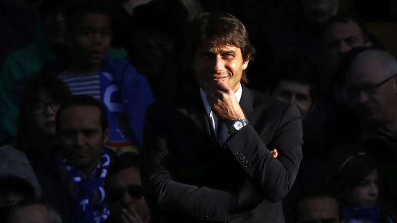 Conte made the switch to 3-4-3 against Hull earlier this season. Goal