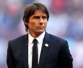 Conte says he never received a phone call from juventus over a possible return. GOAL