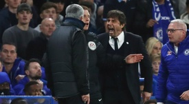 Mourinho hits out at Conte as Inter chase Eriksen. Goal