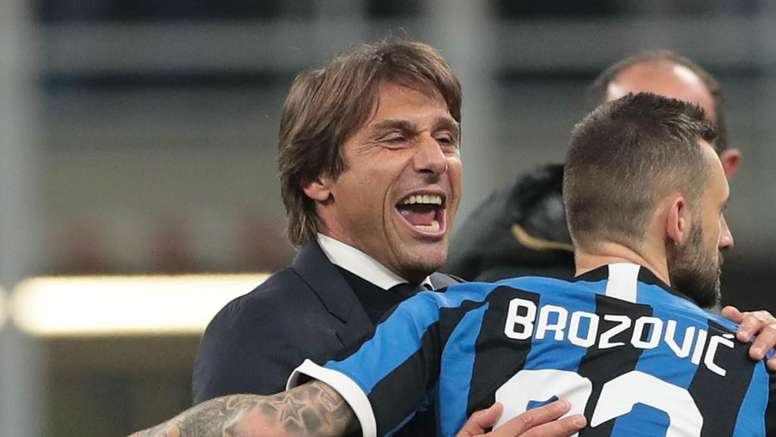 Conte hails feel good factor but demands no let up from Inter . GOAL
