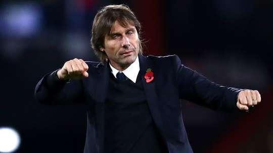 Conte predicts bright future. Goal