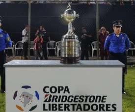 Libertadores em ação. Goal