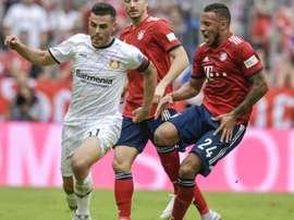 Bayern confirma grave lesão sofrida por Tolisso; Rafinha também se machuca