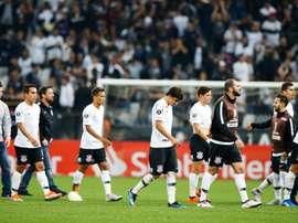 Corinthians Colo Colo Copa Libertadores