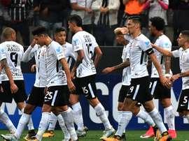 Corinthians Patriotas Boyaca Copa Sudamericana 26072017