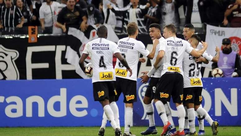 Corinthians 4 x 2 Avenida: No sufoco! Timão vira o jogo no fim e avança na Copa do Brasil. Goal