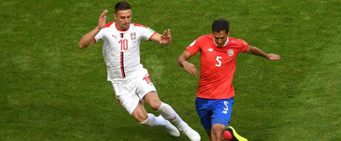 Costa Rica vai apostar nos contra-ataques contra o Brasil.Goal