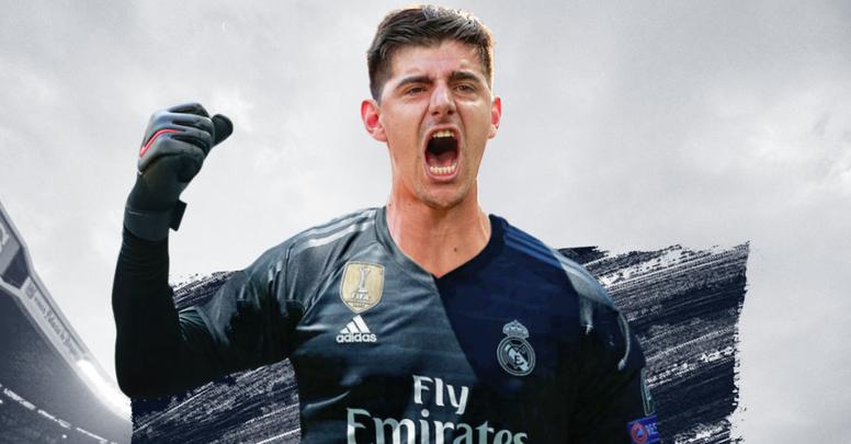 Real Madrid anuncia contratação de Thibaut Courtois junto ao Chelsea