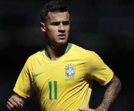 """Coutinho sonha com o título: """"desde criança"""".Goal"""