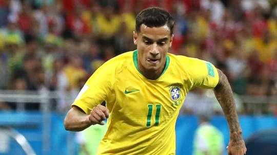 Tite não escalou Coutinho onde o jogador mais rende. Goal