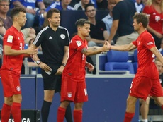 Coutinho makes full Bayern Munich debut, Perisic also handed first start. GOAL