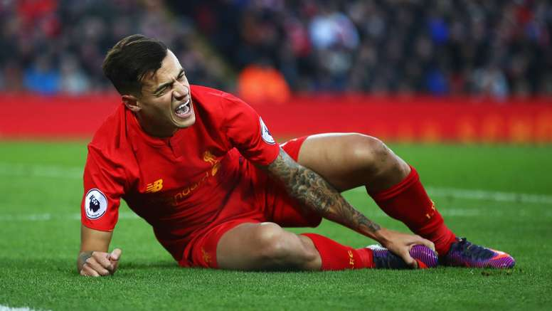 Coutinho's return is yet to be confirmed. Goal