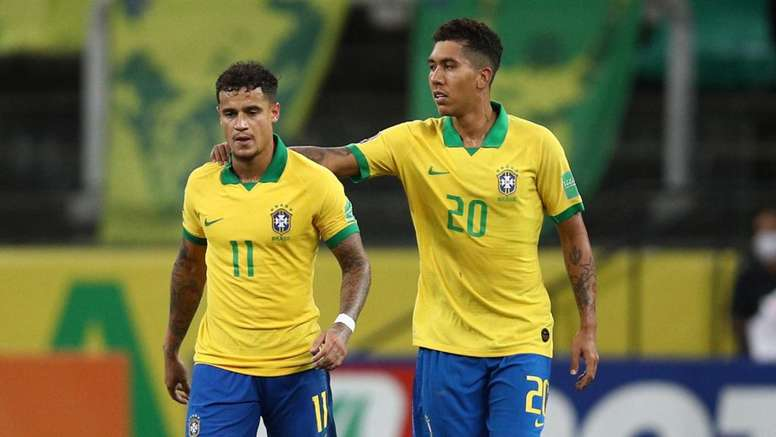 Coutinho s magical powers leave Firmino in awe