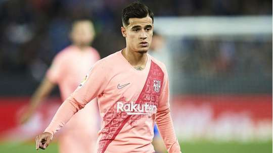 Philippe Coutinho will start the Copa del Rey final. GOAL