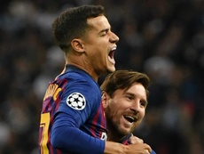 Barcelona duo Messi and Coutinho do not discuss national team duties at Barcelona. GOAL
