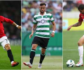 These players have left Portugal for England. GOAL