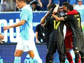Sporting Kansas City 0 Columbus Crew 0: 10-man visitors battle to MLS draw