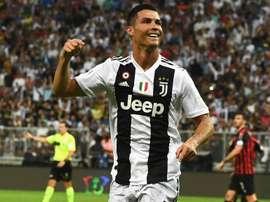 Ronaldo soddisfatto. Goal
