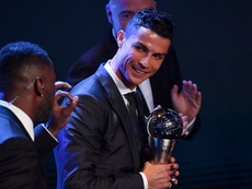 Cristiano Ronaldo 2017 FIFA The Best 23102017. Goal