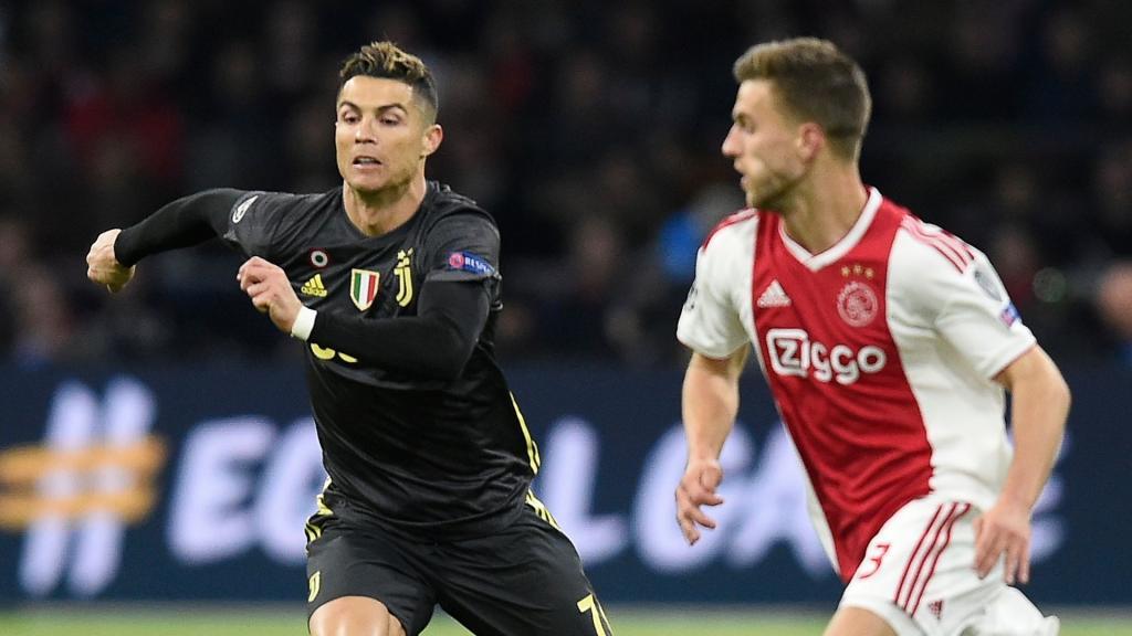 Ajax Juventus Twitter: La Juve Limite La Casse Contre L'Ajax