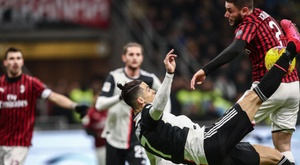 Calabria commenta il rigore di Ronaldo. Goal