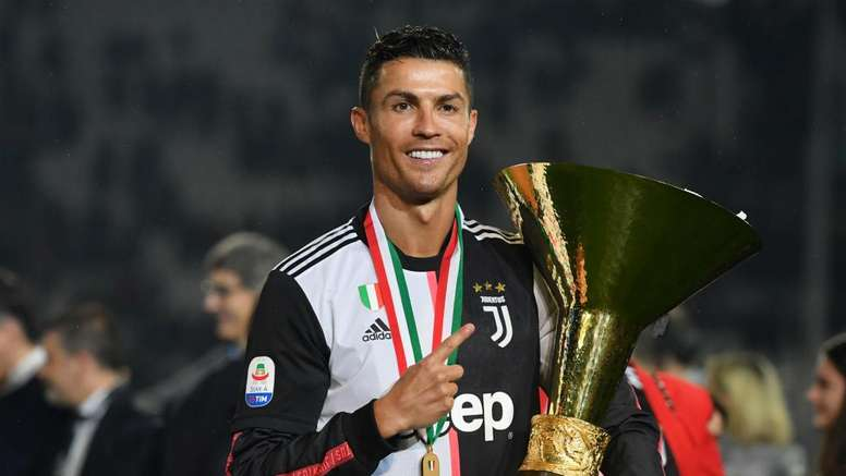 Ronaldo wants to win more trophies during his second season in Italy. GOAL
