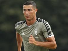 Ronaldo joined for €112million from Real Madrid. GOAL
