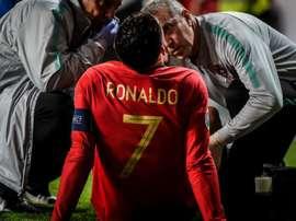 Ronaldo, bollettino medico. Goal