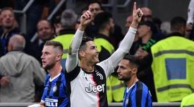 Inter-Juventus da urlo per Ronaldo: nella top 5 per palloni recuperati. Goal