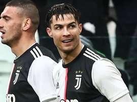 Il miglior filotto di Ronaldo con la Juventus. Goal