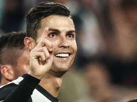 Effetto Cristiano Ronaldo. AFP