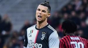 Avantage Juve grâce à Ronaldo. GOAL