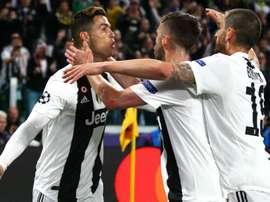 La Juventus è la prima tra le italiane. Goal