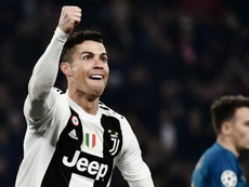 Maradona rendido a Cristiano Ronaldo. Goal