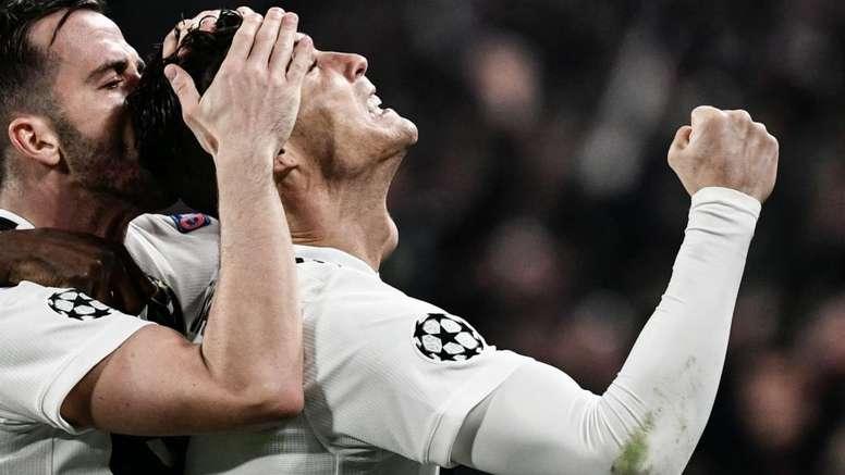 Grâce à un triplé de Cristiano Ronaldo. Goal