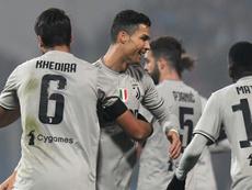 La Juve supera il Sassuolo. Goal