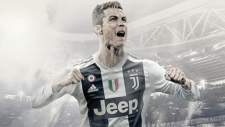 CR7 juventino. Goal