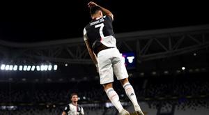 Cristiano Ronaldo chasse le record de Gonzalo Higuain. GOAL