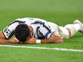 Cristiano Ronaldo: atuação de luxo no adeus à sua pior Champions em 11 anos. AFP