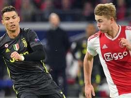 Neres e De Jong podem conseguir um feito histórico. Goal