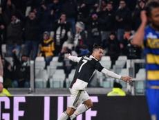 Cristiano permet à la Juve de filer. Goal