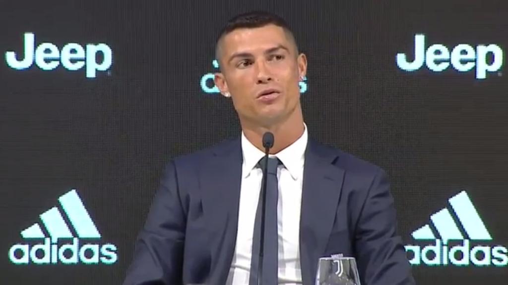 Cristiano Ronaldo a marqué ses deux premiers buts pour la Juventus
