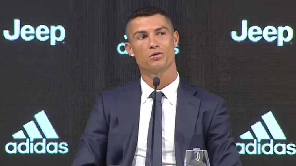 Juventus: Cristiano Ronaldo marque ses deux premiers buts