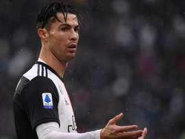 Malgré le but de CR7 la Juve ne gagne pas. goal