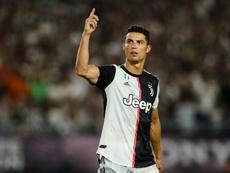 Allegri hails Juve star Ronaldo