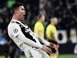 La UEFA decide su Ronaldo. Goal