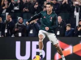 Cristiano Ronaldo non al top: la Juventus in ansia per il suo ginocchio