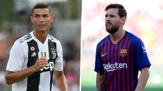 Ronaldo et Messi sont toujours au centre des débats les plus enflammés. Goal