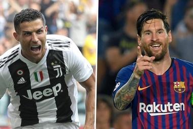 Messi et Ronaldo ne seront pas de la partie. Goal